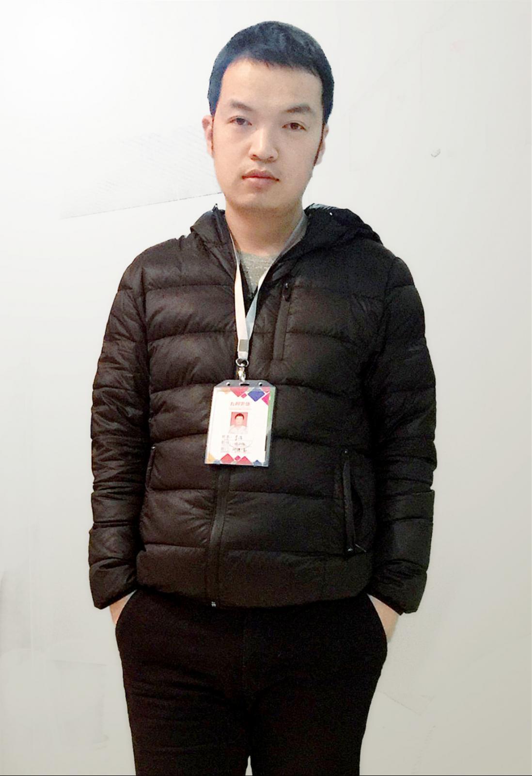 九朝装饰设计师李浩