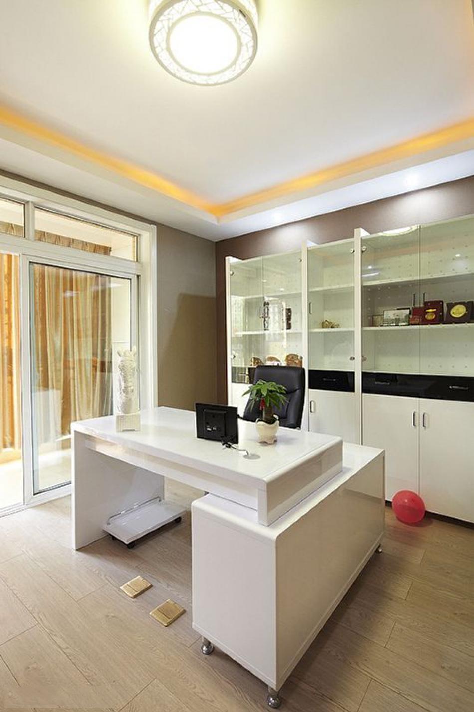 一居室现代风格 婚房设计装修效果图