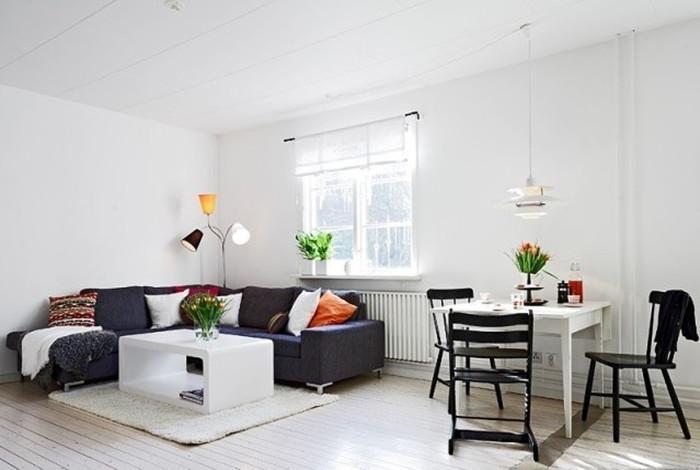 一居室现代风格