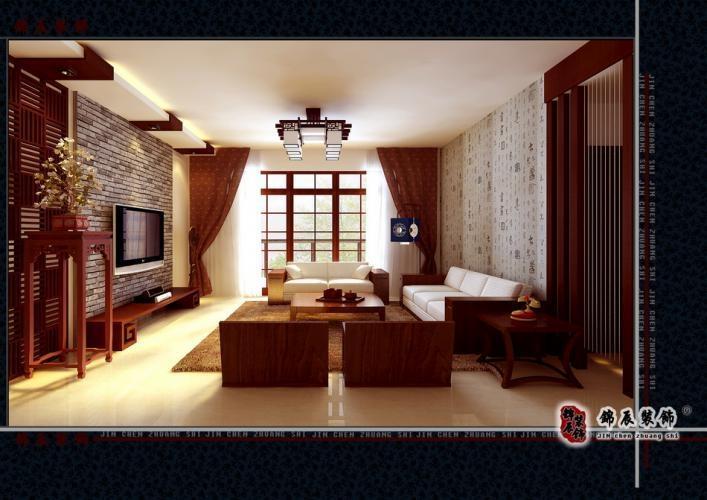三居室中式风格