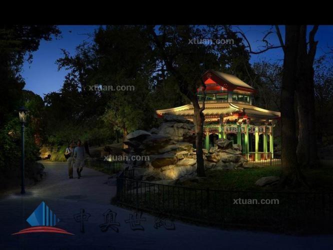 北京别墅设计项目