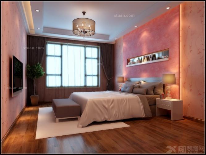 丰源淳和-三房两厅-现代简约风格