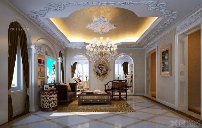 别墅欧式风格