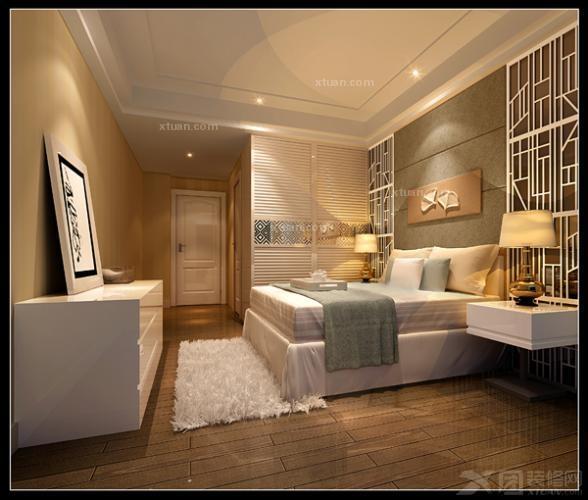 两居室中式风格