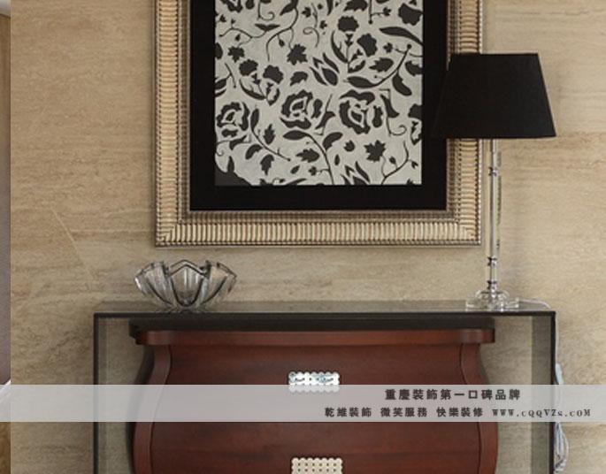 乾维装饰=松山湖1号别墅=欧式古典风格