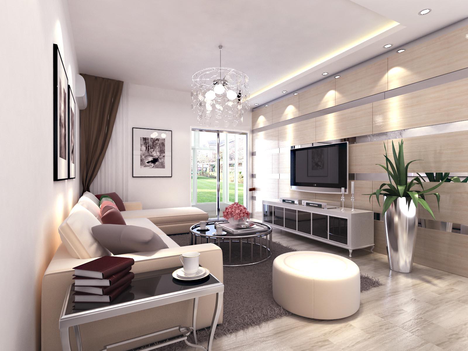 一居室简约风格