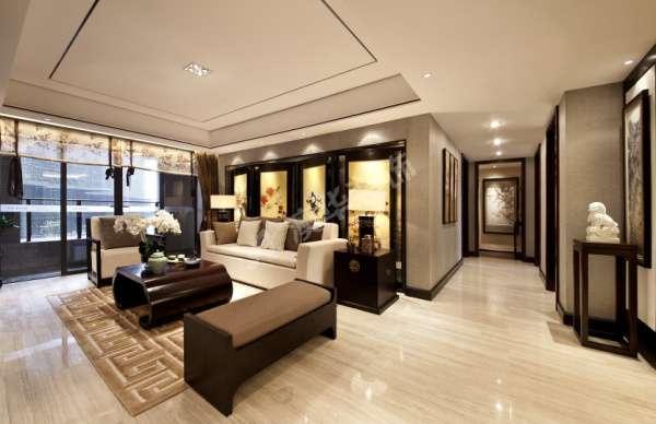 四居室中式风格