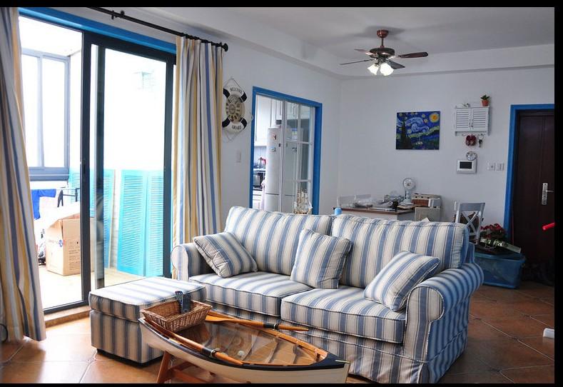 两居室地中海风格