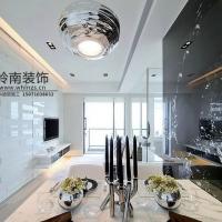 福星惠誉福星城现代风格设计实景图