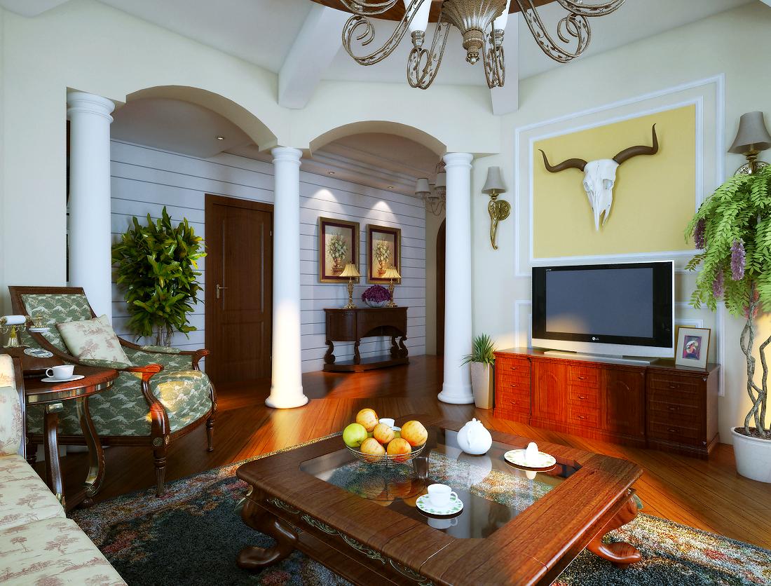 别墅美式风格