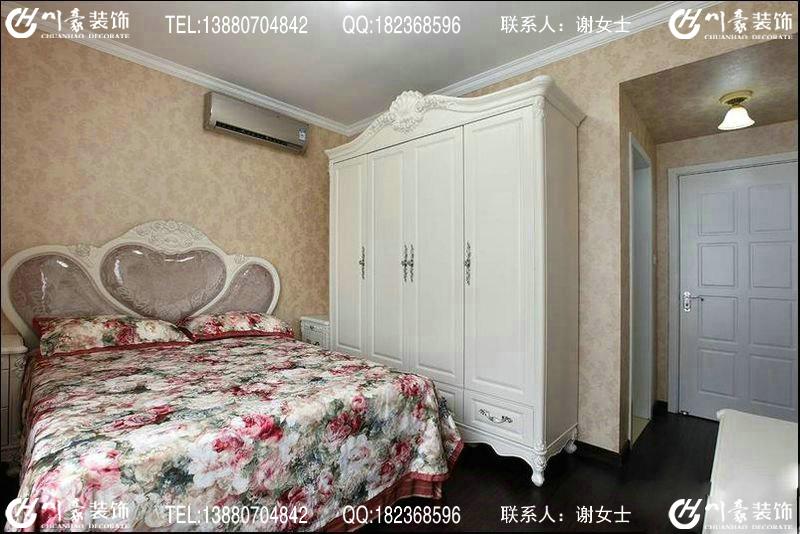 成都华润凤凰城之欧式风格装修图片