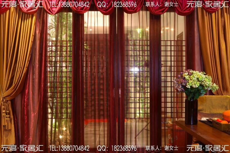 成都领馆国际城之东南亚风格装修图片