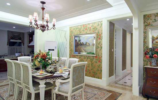 欧式家居设计