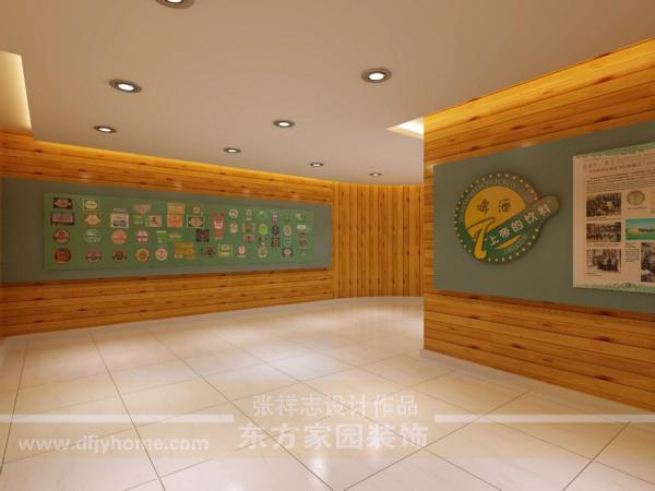 青岛啤酒厦门展厅装修