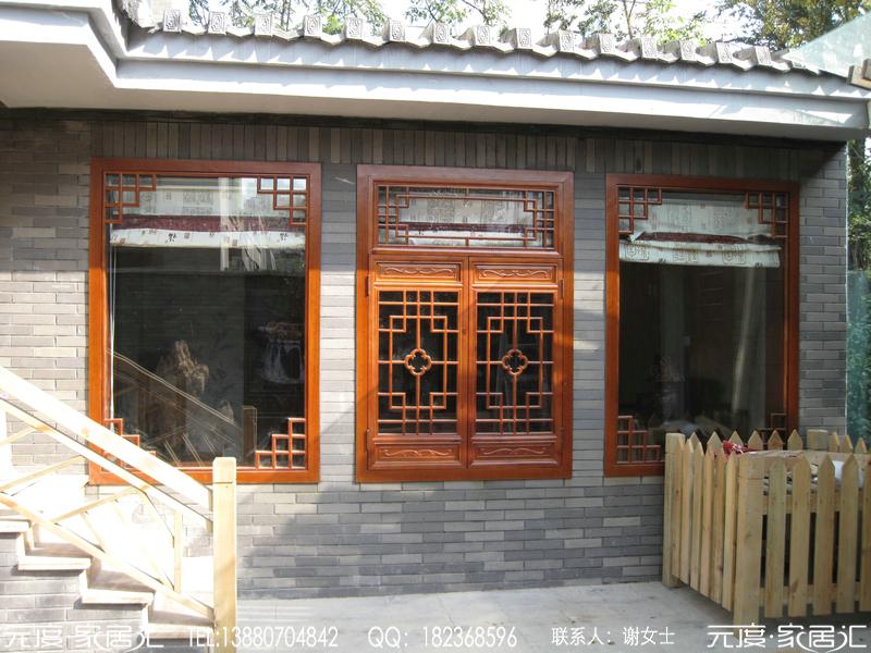 成都蜀郡别墅之中式风格装修图片