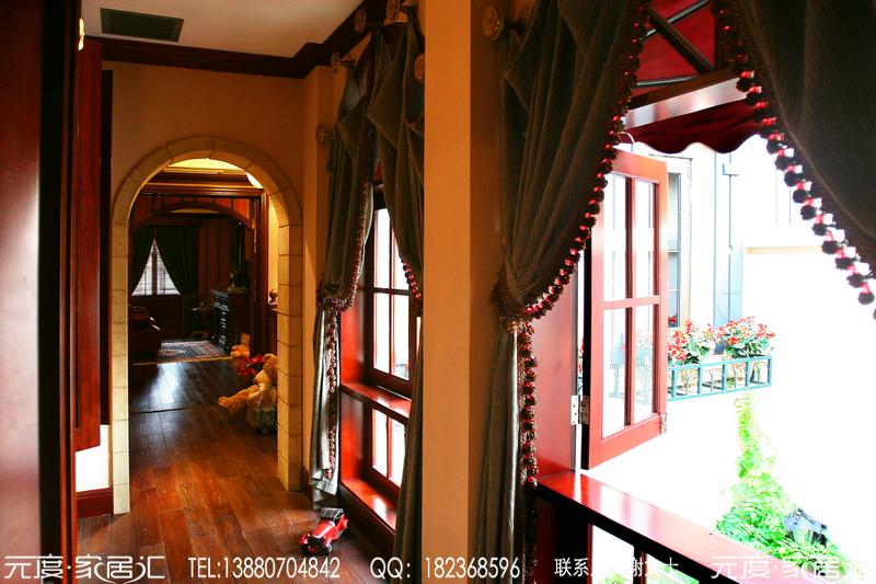 成都麓山国际别墅之欧式风格装修图片