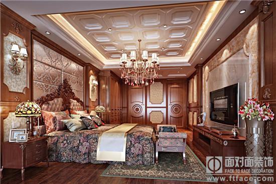 翰林府卧室装修效果卧室