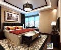 北京华贸城(新中式风格)四居室