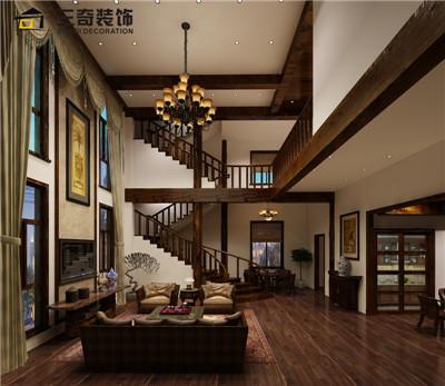 别墅东南亚风格