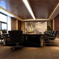 设计作品:三红电缆厂会议室