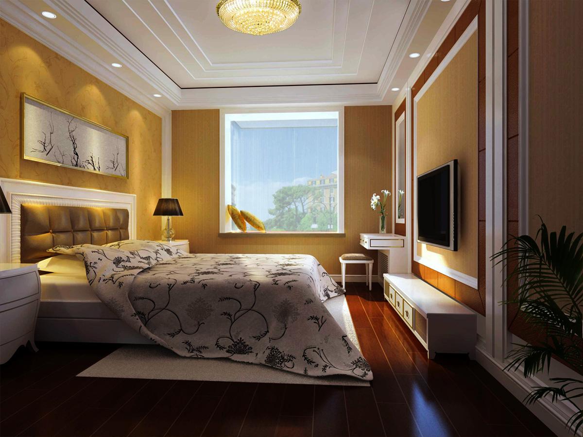 【济南实创装饰】【卢浮宫】106平米二室二厅现代简约