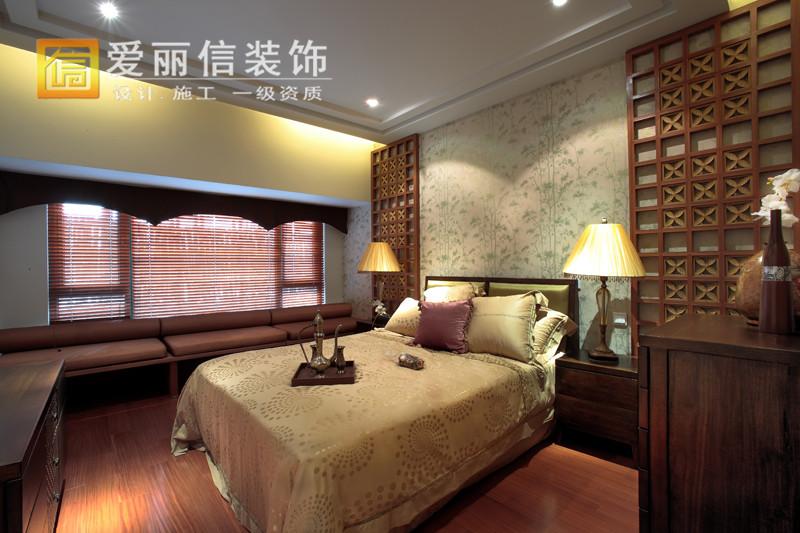 三居室东南亚风格