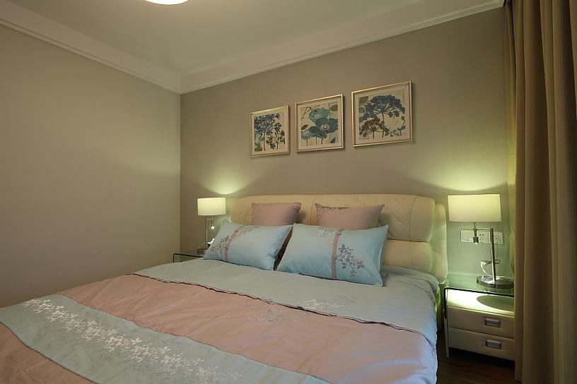 中交丽景-三居室-120平米-装修设计