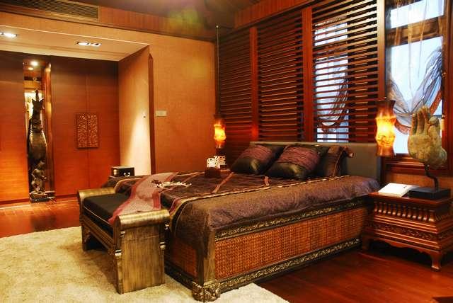 两居室东南亚风格