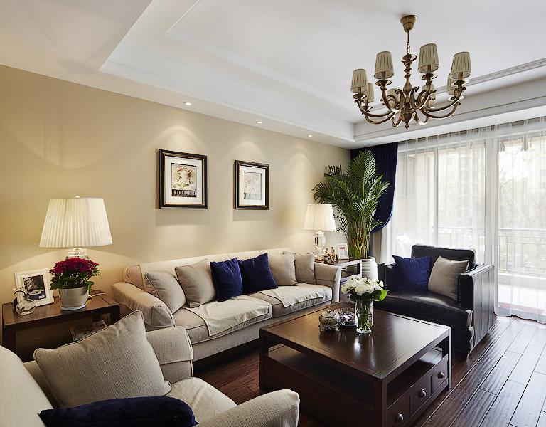 中交丽景-三居室-145平米-装修设计