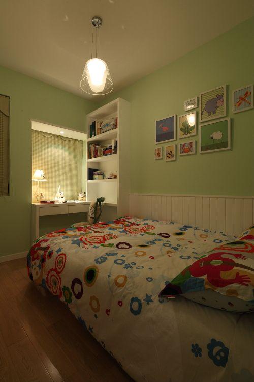 中渝梧桐郡梧桐公馆-二居室-93平米-装修设计