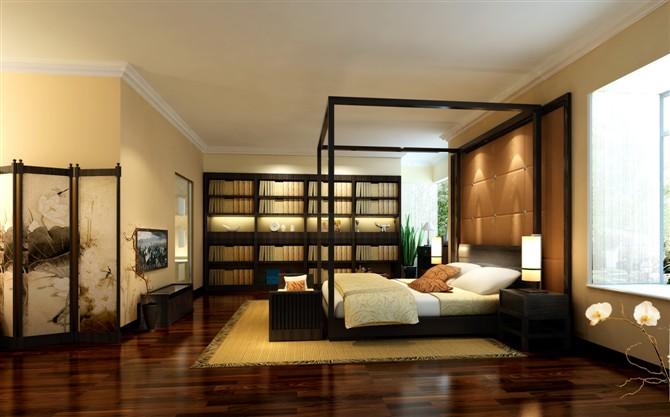 主卧室设计效果图
