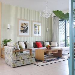 【金煌装饰】国际社区-二居室-87平米-装修设计