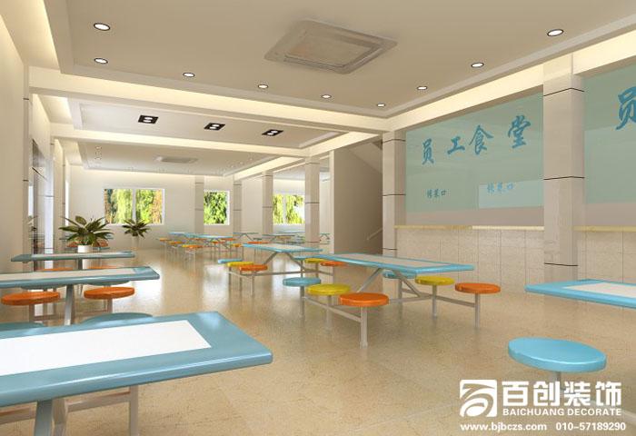 员工餐厅设计案例