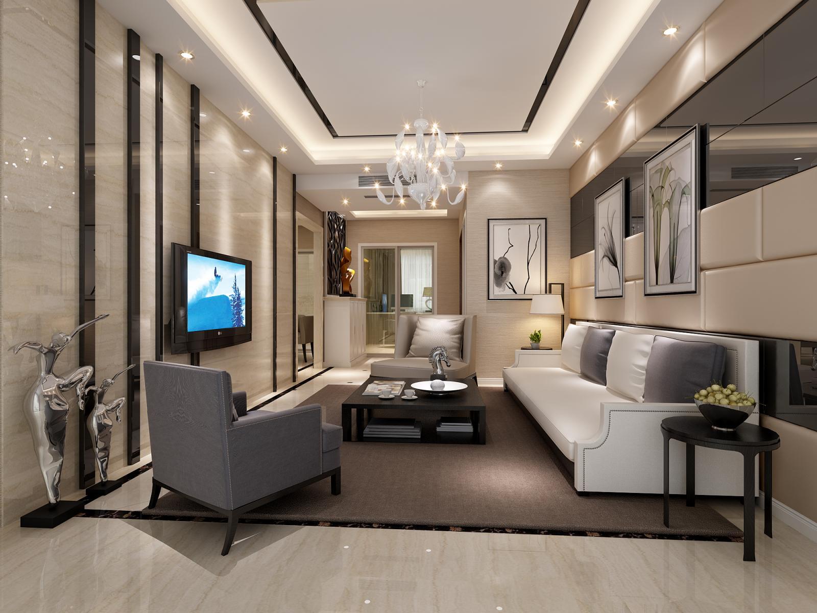 三室一厅混搭风格