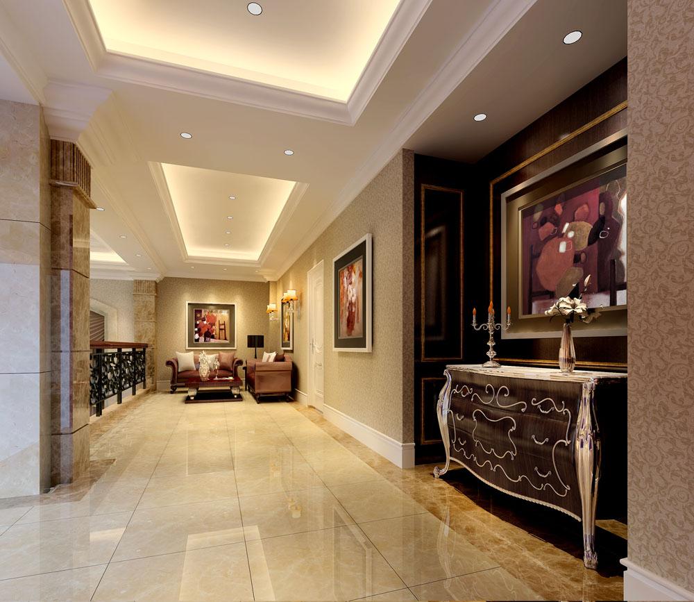 风格欧式别墅别墅最玄关哪里便宜北京图片