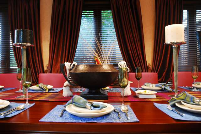 两室一厅古典风格
