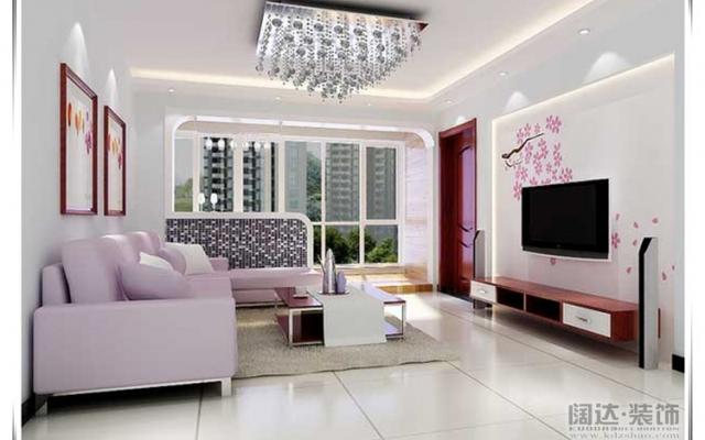 西山区金坤世纪88 平方米现代风格G2户型6.3万元