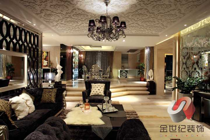 三室两厅混搭风格