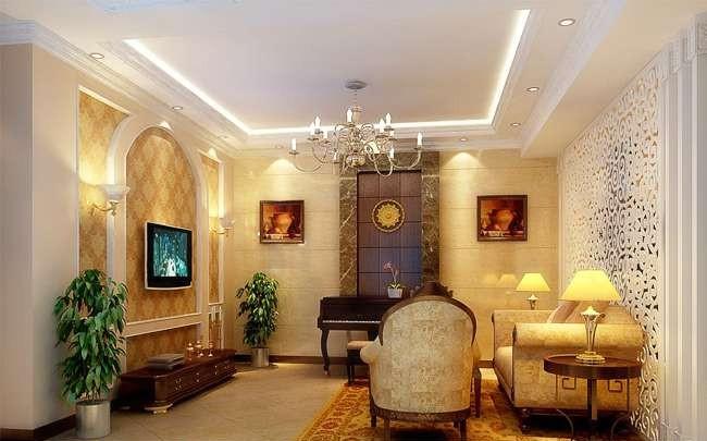 三室一厅东南亚风格