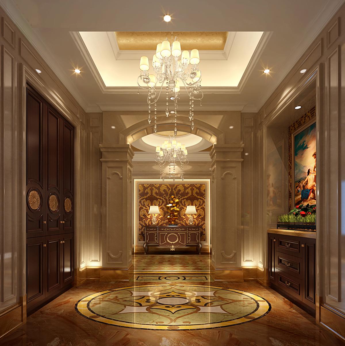 法式别墅; 别墅法式风格_法式别墅; 法式风格装修设计效果图_法式风格