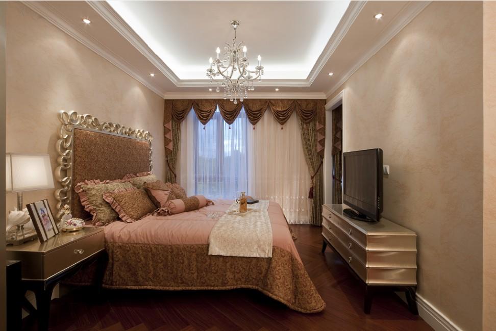 莱芜怡和缘别墅欧式风格设计