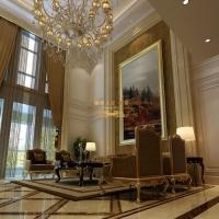 【西安城市人家】萨拉曼卡220平低调奢华欧式设计:将高贵完美展现在生活里