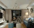 130平三居室装修案例欣赏