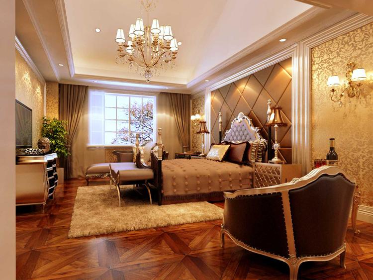 三室两厅简约风格卧室
