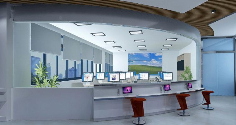 办公室 设计 装修 759_404图片