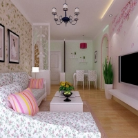 【实创装饰】【和信花园】94平米现代简约风格设计