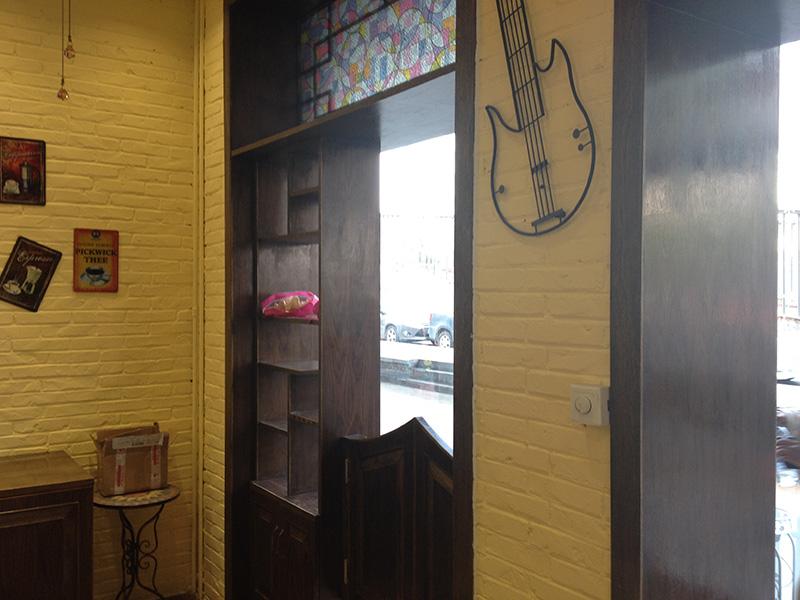 北京朝阳金台路85平蛋糕店