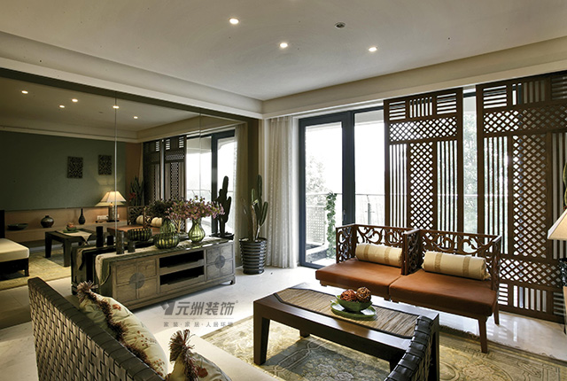 花果园东南亚风格