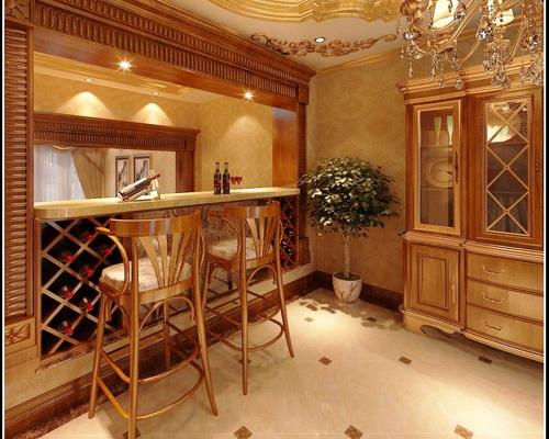 金域天下-奢华气派、富丽堂皇的精湛工艺