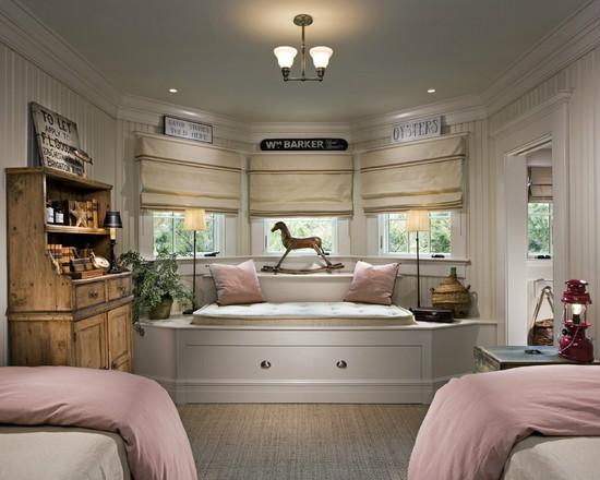 两室两厅古典风格卧室沙发背景墙